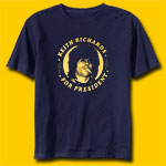 Keith Richards For President T-Shirt