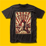 Killer Klowns From Outer Space Circus Flyer Movie T-Shirt