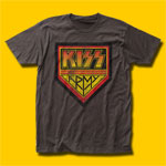 KISS Army Coal T-Shirt