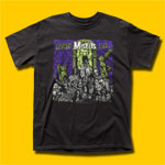 Misfits Earth A.D. Punk Rock T-Shirt