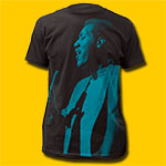 Otis Redding Black T-Shirt