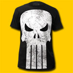 The Punisher Oversized Logo T-Shirt
