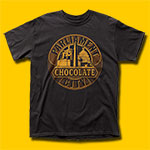 Parliament Chocolate City Black T-Shirt