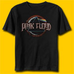 Pink Floyd Dark Side Of The Moon Vintage T-Shirt