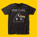 Pink Floyd The Dark Side of the Moon Prism Group Classic Rock T-Shirt