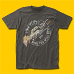 Pink Floyd Wish You Were Here '75 Tour Rock T-Shirt