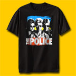 The Police Rock T-Shirt