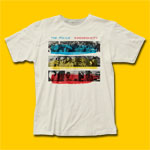 The Police Synchronicity Vintage White T-Shirt