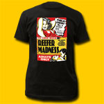 Reefer Madness Classic Movie T-Shirt