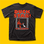 The Residents Duck Stab! Black T-Shirt