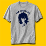 Keith Richards Too Tough To Die Classic T-Shirt gray color.