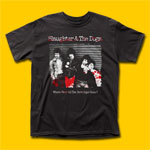 Slaughter and the Dogs Boot Boys Black T-Shirt