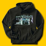 Slipknot Collage Hooded Sweatshirt