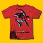 Spider-Man Amazing Michael Cho Design T-Shirt
