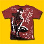 Spider-Man Michael Cho Design T-Shirt
