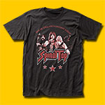 Spinal Tap England's Loudest Band Coal T-Shirt