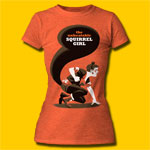 Unbeatable Squirrel Girl, The Michael Cho Design Girls T-Shirt