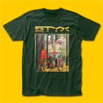 Styx The Grand Illusion T-Shirt