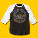 Styx Paradise Theater Tour '81 3/4 Sleeve T-Shirt