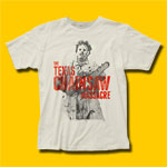 The Texas Chain Saw Massacre Leatherface Movie T-Shirt