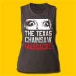 The Texas Chain Saw Massacre Don't Look Now Girls Muscle Tank