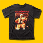 The Texas Chain Saw Massacre Leatherface & Grandpa T-Shirt
