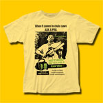 The Texas Chain Saw Massacre Cuts Like a Sawyer T-Shirt