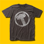 Thor Distressed Icon T-Shirt