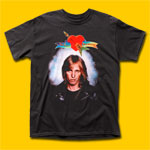 Tom Petty Self-Titled Black T-Shirt