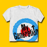 The Who My Generation Toddler T-Shirt