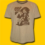 Willie Nelson Rock T-Shirt