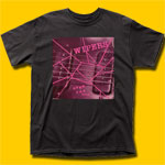 Wipers Over the Edge Black T-Shirt