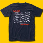Wipers Youth of America Navy T-Shirt