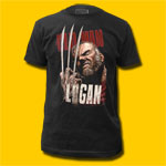 Old Man Logan Wolverine T-Shirt