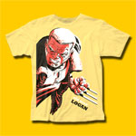 Old Man Logan Wolverine Michael Cho Design T-Shirt