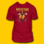 Wolverine Red T-Shirt