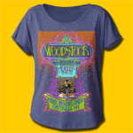 Woodstock Max Yasgur's Farm Girls T-Shirt