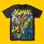 X-Men The Gang T-Shirt