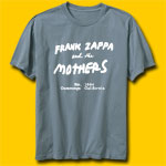 Frank Zappa Mothers T-Shirt